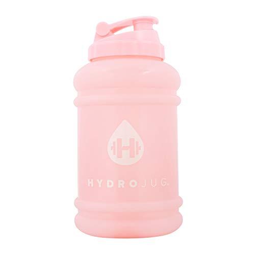 HydroJug Half-Gallon Water Bottle (Pink) (Pink Half Gallon Water Jug)