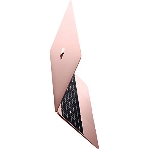 "Apple MacBook MMGM2LL/A Intel Core M5-6Y54 X2 1.2GHz 8GB 512GB SSD 12"", Pink (Renewed)"