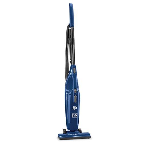 Buy Bargain Dirt Devil Vacuum Cleaner Simpli-Stik Lightweight Bagless Corded Dark Blue Stick and Han...