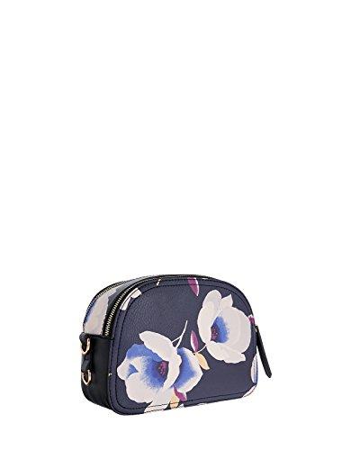 Accessorize Marlene gewölbte Tasche mit Blumenprint - Einheitsgröße