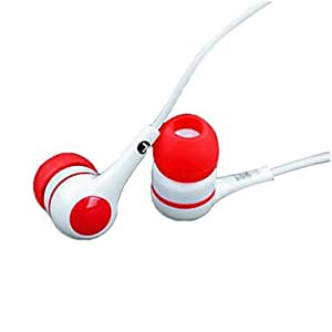 Jia Lizu 901 In-Ear Earphone with Mic/Remote for iPhone/PC