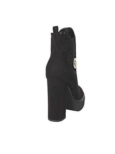 Black Guess Gilorma Nero Black Alti Stivali Donna qPwXdrPSx6