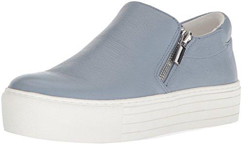 Kenneth Cole New York Women's Juneau Platform Dual Side Zippers Sneaker Storm SH2FPo