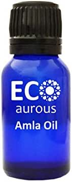 Amla Oil (Indian Gooseberry)100% Natural, Organic, Vegan & Cruelty Free Amla Essential Oil | Pure Amla Oil By Eco Aurous ( 1.01 oz, 30 ml)