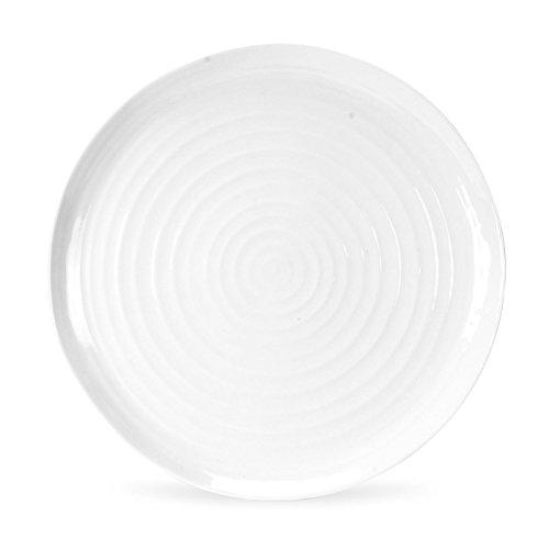 Portmeirion Sophie Conran  White Round - Cake Porcelain Plate