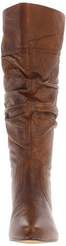 Steve Madden Damen-Candence Boot Tan Leder