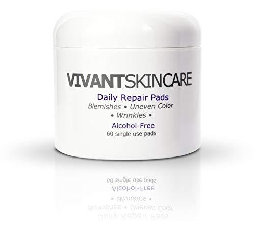 (Vivant Skin Care Daily Repair Pads with 1% Mandelic)