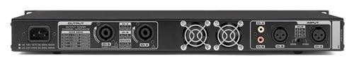 Samson MXS2800 Professional Power Amplifier