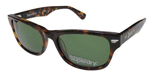 Superdry Jetstar.rx Mens/Womens Designer Full-rim 100% UVA & UVB Lenses Sunglasses/Shades (52-18-145, - Sunglasses Superdry Case