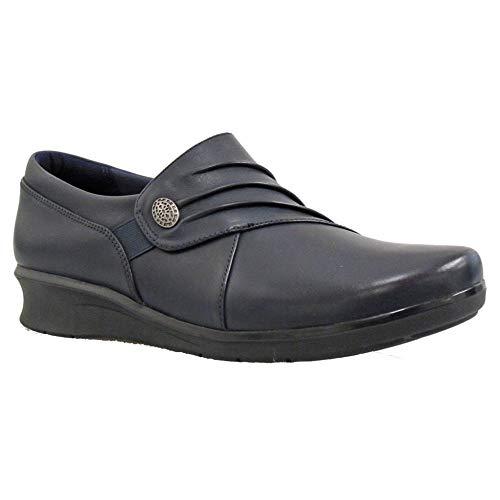Roxanne Womens Hope Shoe 0 E Navy 6 Clarks 4tqnwPfxn