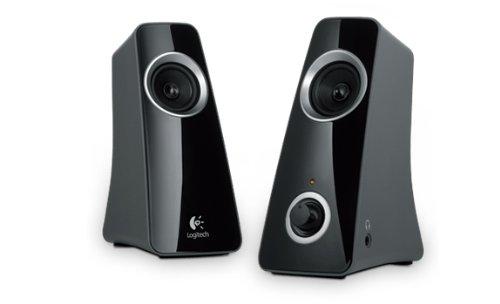 Logitech Z320 2.0 Lautsprechersystem 10 W RMS schwarz
