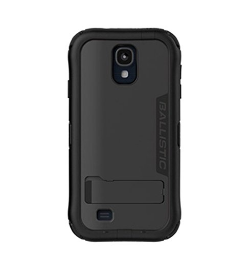 (Ballistic Every1 Series Case for Samsung Galaxy S4 - Retail Packaging - Black )