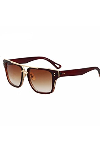Machiavelli Glasses Tea - Sunglasses Louis Vuitton Gold