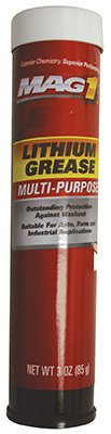 Warren Distribution MG610014 Multi-Purpose Lithium Grease, 14-oz. - Quantity 100 by Warren Distribution