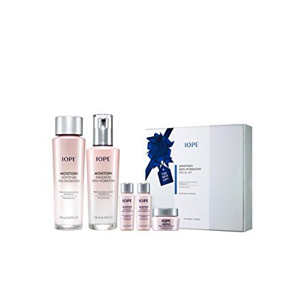 iope-moistgen-skin-hydration-special-set-total-5pcs-moistgen-softener-skin-hydration-moistgen-emulsi
