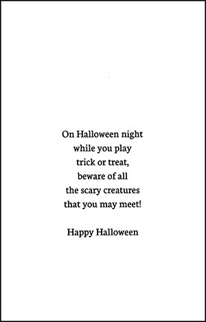 Amazon.com: Assorted Halloween Greeting Cards 30 Pack: Kitchen ...