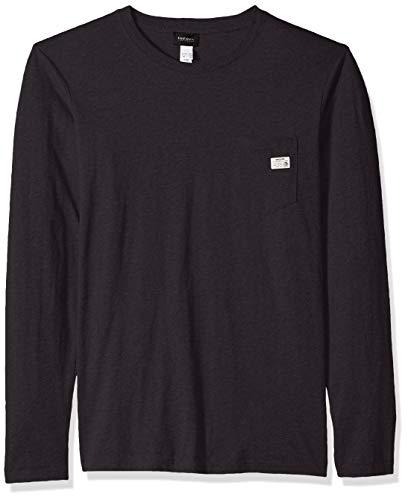 Diesel Men's UMLT-Justin T-Shirt L/S, Midnight M ()