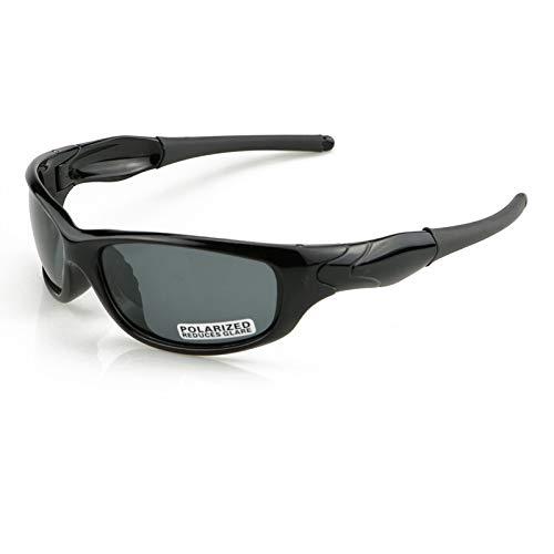 JOGVELO Gafas de Sol Deportivas, Gafas de Sol Polarizadas Hombre Mujer UV400 TR90 para Esquiar Correr Conducir Ciclismo, Gris: Amazon.es: Ropa y accesorios