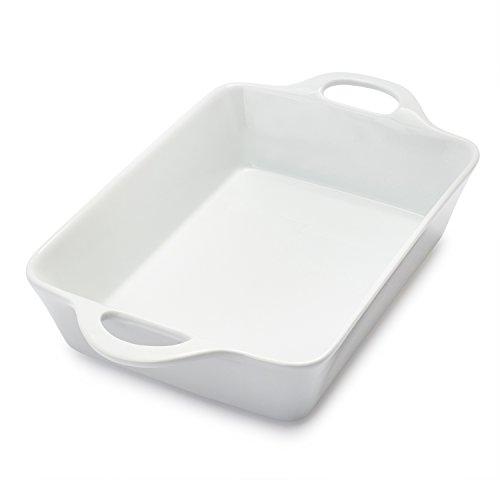 Sur La Table Rectangular Porcelain Baker UN30-206 , 3 qt.