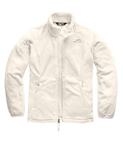 The North Face Kids Girl's Osolita Jacket (Little Kids/Big Kids) Vintage White Medium ()
