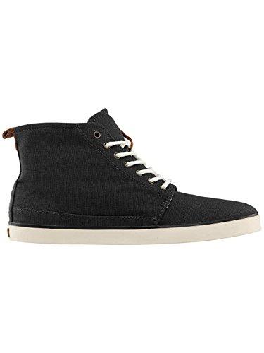 Filles De Femmes De Récif Muré Sneaker De Mode Noir