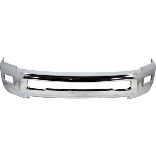3500 CH1002390 Crash Parts Plus Chrome Steel Front Bumper for Dodge Ram 2500 Ram 3500 Ram 2500