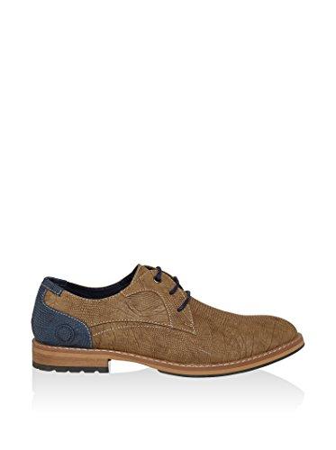 Nebulus Zapatos de cordones Lions Marrón / Denim EU 46