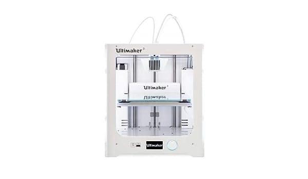 Ultimaker - impresora 3D Ultimaker 3: Amazon.es: Industria ...