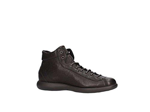 Randonnée Confort Noir Milieu des Homme 27T2 de Peau Bottes de Nero Chaussures Frau qwtPZ8I