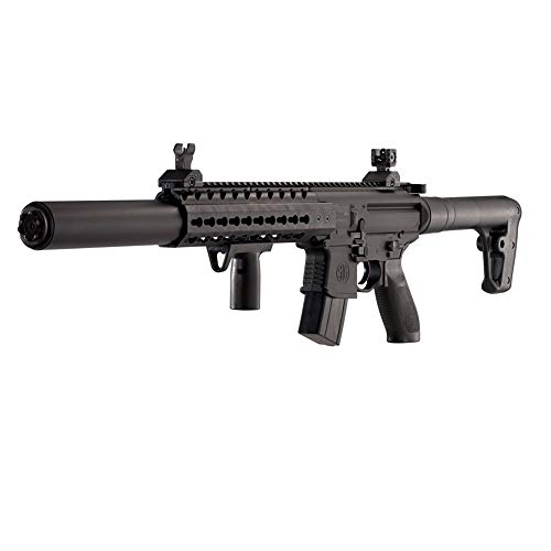 Sig Sauer MCX .177 CAL 88GR Co2 Powered (30 Rounds) Air Rifle, ()