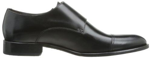 Florsheim Victor - Zapatos de Cordones de cuero hombre negro - Noir (Black Calf)