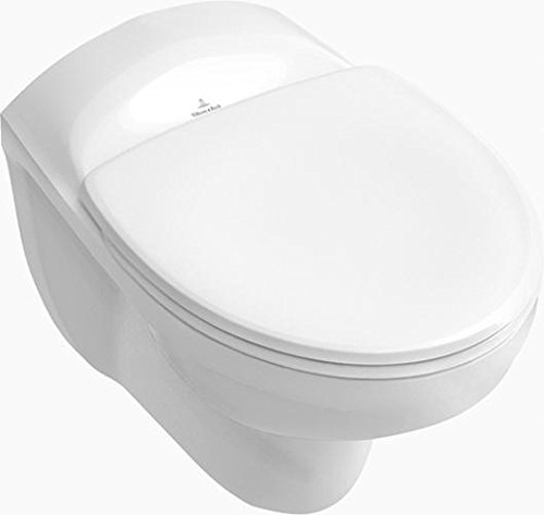 Villeroy & Boch WC Sitz paßt nur zu Omnia pro vita 882061 Weiß Alpin, 88206101