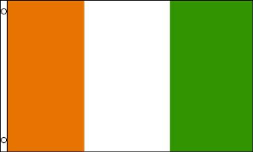 Cote D'Ivoire (Ivory Coast) Flag 2x3ft - Country Coast Ivory Flag