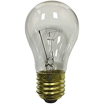 This Item A15 15 Watts Clear Outdoor Light Bulbs, 25 Pack, Recommended For  Commercial String Lights