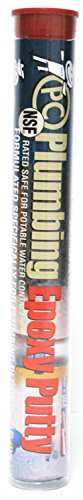 PC Products 45593 PC-Plumbing Moldable Epoxy Putty, 4 - Plumbing Products