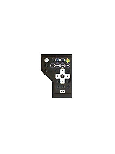 HP Mobile Remote Control II Plus (Black) for Pavilion DV Series Notebook PCs - Refurbished - HSTNN-PR07 - Hp Dv9000 Series Notebooks
