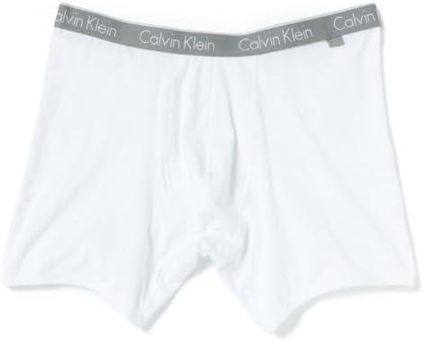 Calvin Klein - Calzoncillo Boxer para Hombre, Talla 44, Color Blanco 100: Amazon.es: Ropa y accesorios