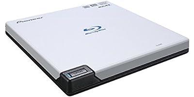 Pioneer Slim BDRW/DVDRW 6x USB3.0