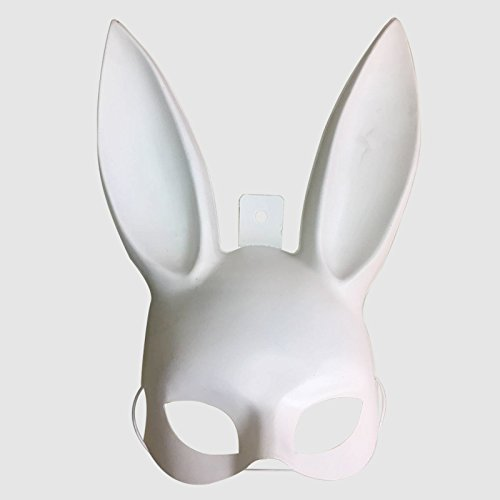 Halloween Makeup Ball Rabbit Ear Mask Bunny Mask Easter Bunny (Halloween Devil Makeup Ideas)