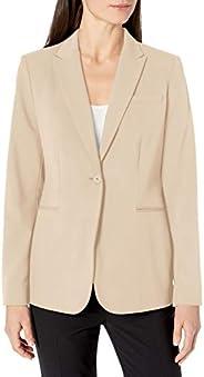 Calvin Klein Womens One Button Jacket Blazers or Sports Jacket