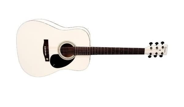 Tenson F501317 - Guitarra acústica con cuerdas metálicas (tipo ...