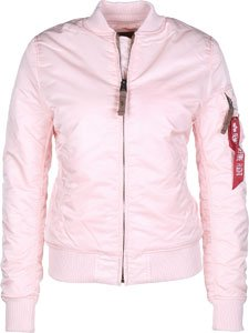 Light Donna Pink Vf 1 Alpha Industries Ma Wmn Trapuntato 59 Pan8wqf