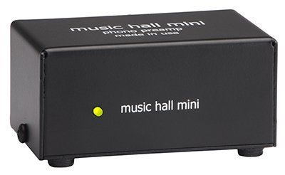 Music Hall Mini MM Phono Pre-Amplifier by Music Hall