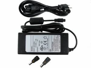Toshiba Satellite L25-S1216 Laptop AC adapter, power adapter (Replacement)