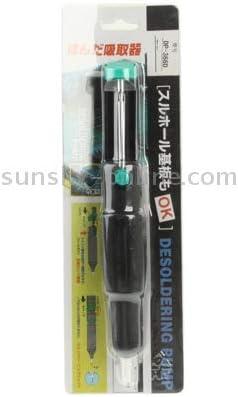 HyxppthiAAccessory Practical Repair Tool Hyx DP-366D Light-Weight Handheld Desoldering Pump
