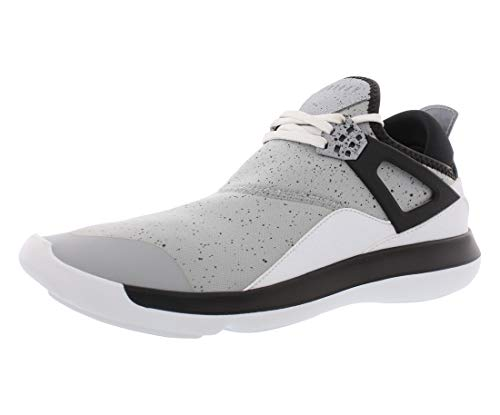 Nike Jordan Fly '89 Wolf Grey/Black Men's Basketball Shoes Size 10