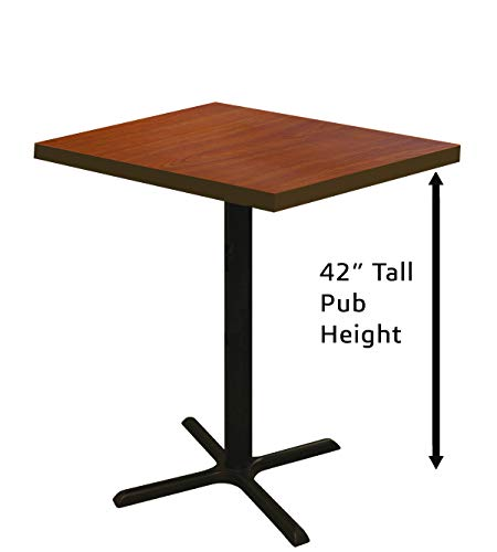 Square Conference, Break Room, Pub Height Table 30