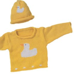 Duck Sweater Set