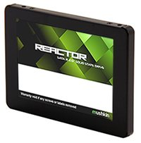 Mushkin Reactor 250GB Internal Solid State Drive (SSD) - 2.5 Inch - SATA III - 6Gb/s - MLC - 7mm - MKNSSDRE250GB-LT 1 Jaws will barely have time to drop. The Mushkin REACTOR SSD provides the extreme performance benefits of a solid-state drive, while enabling the big data capacity of mechanical hard drives. Featuring the Silicon Motion SM2246EN controller, the Mushkin REACTOR SSD is an ideal tool for gamers, professionals, and consumers in need of high capacity storage solutions.