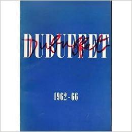 jean dubuffet 1962 66 solomon r guggenheim museum catalogue exhibition 66 5 october 1966 february 1967